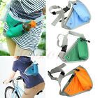 Bicycle Running Sports Triangular Waist Bum Belt Bag Water Bottle Pouch Pocket