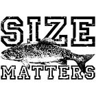 Size Matters T Shirt  You Choose Style, Size, Color 10536 image