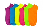6-12 Packs Ankle Cool Socks Sport Mens Womens Size 9-11 No Show Lot NWT#70033D
