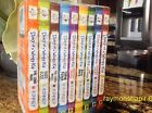 NEW -- Diary of a Wimpy Kid Collection Jeff Kinney 1-9 Books Set Paperback