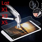 5X Premium 9H Tempered Glass Guard Screen Protector Film for LENOVO Mobile Phone