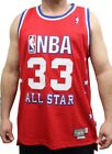 Larry Bird Boston Celtics Adidas NBA 1983 All-Star Game Red Swingman Jersey on eBay