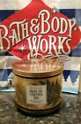 BATH AND BODY WORKS 3 WICK CANDLE 14.5 OZ SAVE $3.00 S/H 2nd candle