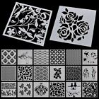 Star Layering Painting Stencil Scrapbooking Album Embossing Craft DIY Decoration