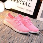 New Fashion Women's Lace-up Breathable Jogging Running Sports Sneaker Shoes Size