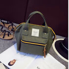 New Women Shoulder Bag Crossbody Tote Satchel Canvas Backpack Mini Handbags Bags