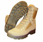 MEINDL Desert/Sand BOOTS - British Army Military - Various Sizes - NEW in Box