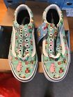 Vans Toy Story Old Skool Andy's Toy Story Skate Turquoise...