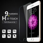 "9H+ Premium Real Tempered Glass for Apple 4.7"" iPhone 6/6S F"