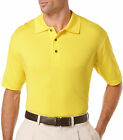 PGA TOUR Mens Subtle Stripe Polo Shirt