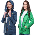 Lighthouse Ladies Fearne Waterproof Windproof Breathable Textured polyester coat
