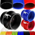 Silicone Hump Hose 4ply Bellow Connect Silicon Rubber Coupler Straight Pipe Tube