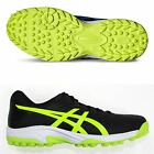 Asics Gel-Lethal MP7 Black/Yellow/Black Hockey Shoes