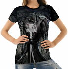 Black Knight Womens T-Shirt Tee wb1 acr40346