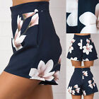 Fashion Womens Ladies Summer Beach Hotpants Floral High Waist Casual Hot Shorts