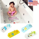 New Aqua baby Baby Bath Tub Ring Seat FUN Keter Infant Anti Slip Chair Safety US