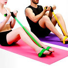 Home fitness equipment pull rope weight reduction exercise chest belly foot