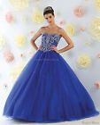 choir gowns for sale - SALE ! SWEET 16 QUINCEANERA GOWNS PAGEANT PROM MILITARY MARINE CORPS BALL DRESS
