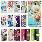 For Samsung Galaxy J7 PERX J727 J7V Leather Premium Wallet Case Pouch Flip Cover