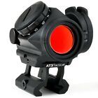 AT3 Tactical RD-50 PRO Red Dot Reflex Sight with Picatinny Riser MountRed Dot & Laser Scopes - 66827