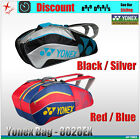Yonex Badminton Bag 8526EX - 6 Tennis / 8+ Badminton Squash Racquet - Now Model