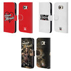 OFFICIAL WWE SHAWN MICHAELS LEATHER BOOK WALLET CASE COVER FOR SAMSUNG PHONES 1