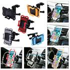 360 Degree Rotatable Car Air Outlet Stand Holder Mount For Phone GPS Navigation