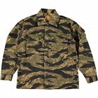 BUZZ RICKSONS TYPE II JACKET GOLD TIGER STRIPE