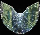 LED Isis Wings light up wings for dance belly dance costumes light club show 316