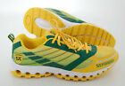STRADALLI SNEAKERS RUNNING SHOES CROSS GYM TRAINING YELLOW GREEN