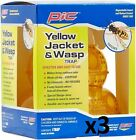 NEW PIC WTRP Hornet Yellow Jacket & Wasp Trap 6 Tunnel Hang No Chemical Reusable