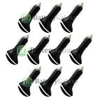 "1 2 3 4 5 10 Lot USB Car Charger for Samsung Galaxy Tab Note Pro 8.4 10.1"" 12.2"""
