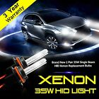 HID Xenon Headlight Conversion KIT Bulbs 35W 880/9005/9006/H1/H11/H13 Light Lamp
