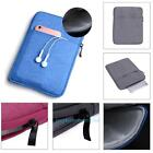 Shockproof Case Zipper Sleeve Pouch Bag for iPad Mini 2 3 4 IPad Air 1/2 Pro