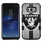 Oakland Raiders #S Hard Rugged Armor Case for Samsung Galaxy S8/Plus/S7/Edge $19.95 USD on eBay