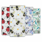 HEAD CASE DESIGNS WATERCOLOUR INSECTS SOFT GEL CASE FOR SONY PHONES 1