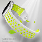 New Design Sport Band Silicone Fitness For Apple Watch iWatch Series 1/2 38/42mm