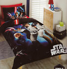 STAR WARS A New Hope SINGLE, DOUBLE or QUEEN Duvet/Doona/Quilt Cover SET BNIP $22.99 AUD
