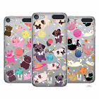 HEAD CASE DESIGNS SPACE UNICORNS HARD BACK CASE FOR APPLE iPOD TOUCH MP3