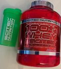 (15,23 €/kg)Scitec Nutrition 100%Whey Protein Professional 2350g m.Neonfa.Shaker