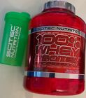 (15,10 €/kg)Scitec Nutrition 100%Whey Protein Professional 2350g m.Neonfa.Shaker