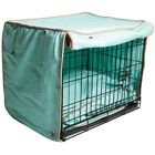 """Molly Mutt """"Nightswimming"""" Dog Crate Cover Soft Blue 100% Cotton - Ships FREE **"""