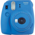NEW! Fujifilm Instax Mini 9 Instant Film Camera - CHOOSE COLOR <br/> Expedited Shipping Available through Checkout!