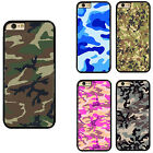 Military Camouflage Army Camo Plastic Hard Phone Case Cover For iPhone / Samsung