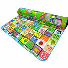 200x180cm Picnic Blanket Crawl Mat Outdoor Beach Kids Baby Blanket Rug Playmat