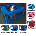 Pet Gear Deluxe Portable Gen II Soft Crate / Kennel - FREE Fleece Mat included!