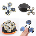 US Fidget Spinner Focus Hand Spinner Stress EDC Reliever Toys with Box 4 Styles