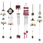Wind Chimes Bells Copper Tubes Church Outdoor Yard Garden Home Hanging Decor