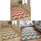 Think Rugs Cottage CT5191 Flat Weave Rug