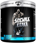 Iron Addicts Sidewalk Kraka Pre-Workout CT Fletcher  FREE SH
